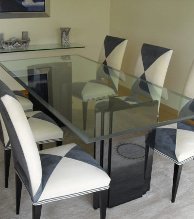 Granieten tafelpoten
