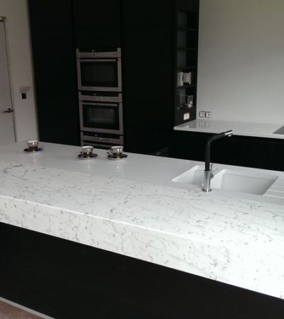 Keukenwerkblad 4